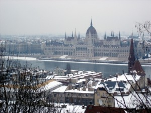 Castle view of Parliament
