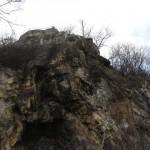 Part of Gellért Hill
