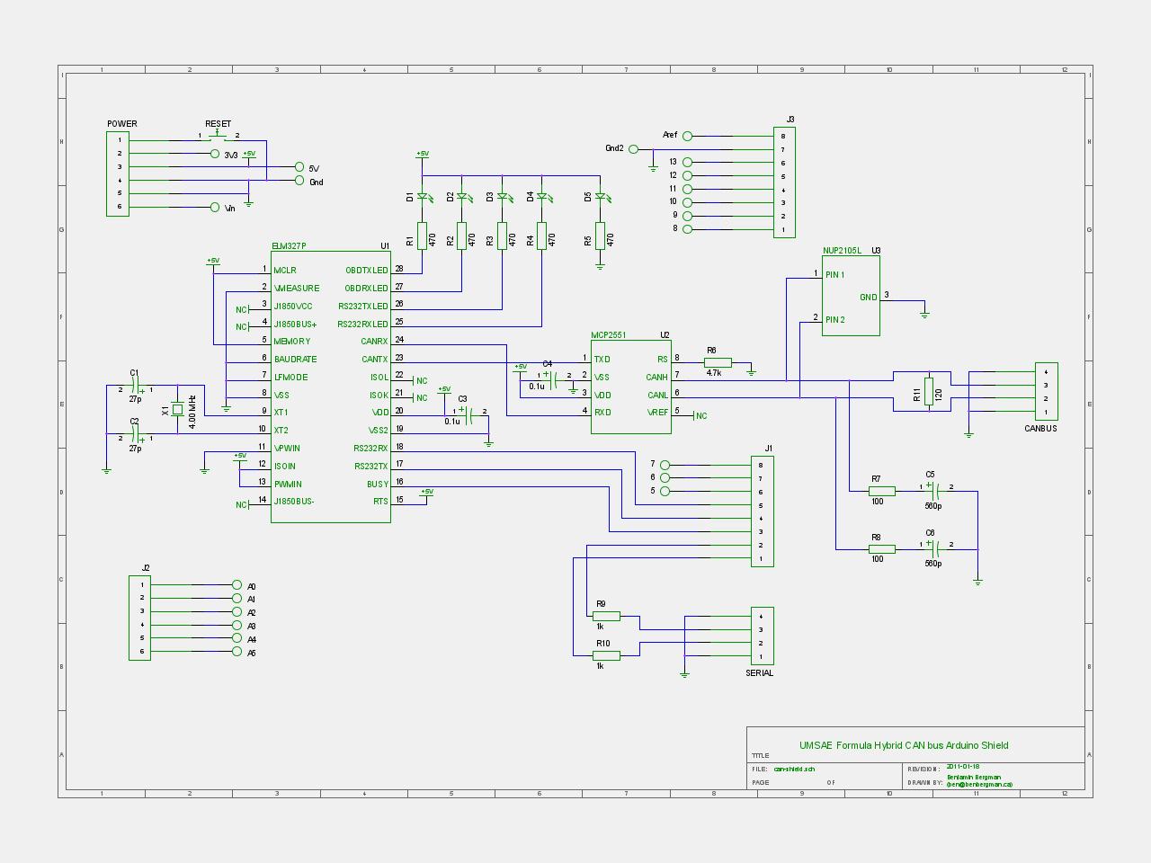 Bus Controller Schematic Illustration Of Wiring Diagram Can Ben S Blog University Manitoba Sae Formula Hybrid Rh Benbergman Ca Bluebird Schematics